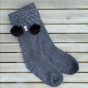 Ugg Pom Pom socks